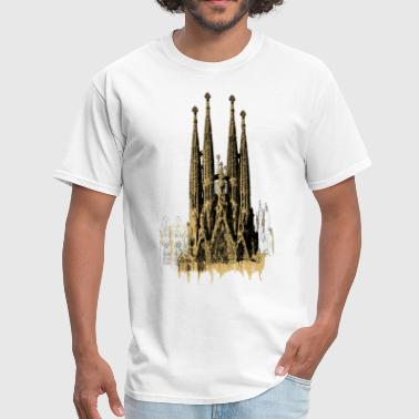 Sagrada Familia Barcelona - Men's T-Shirt