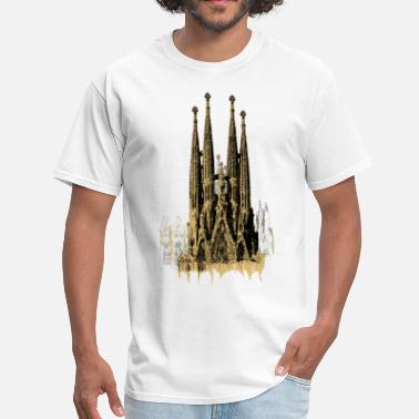 Familia Barcelona - Men's T-Shirt