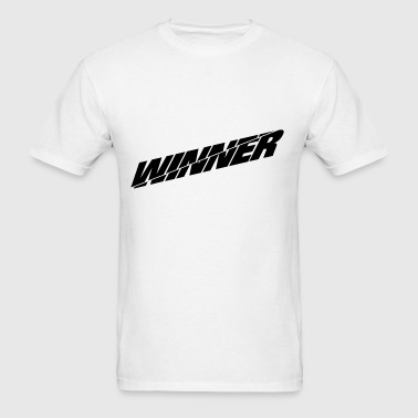 YG WINNER - Black - Men's T-Shirt
