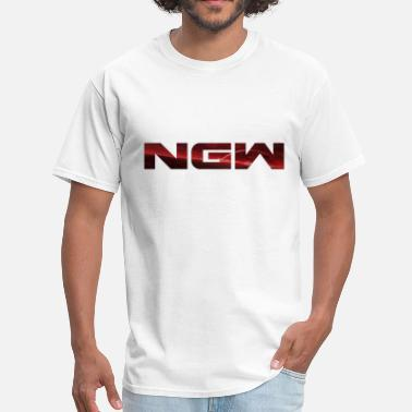 Ngw NGW Transparent Logo - Men's T-Shirt