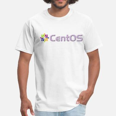 Centos CentOS Horizontal - Men's T-Shirt
