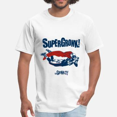 Get Gronked Super Gronk - Men's T-Shirt