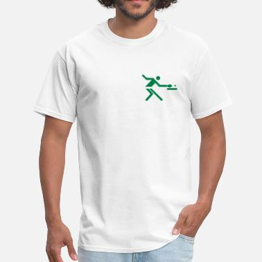 Ping Pong Player Ping-Pong Player - Men's T-Shirt
