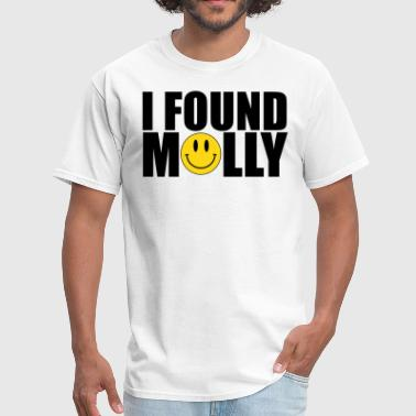 I found Molly - Men's T-Shirt