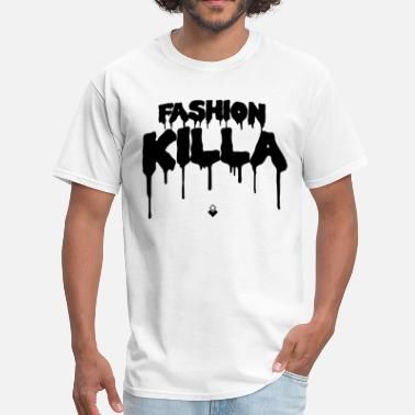 Fashion FASHION KILLA - A$AP ROCKY - Men's T-Shirt