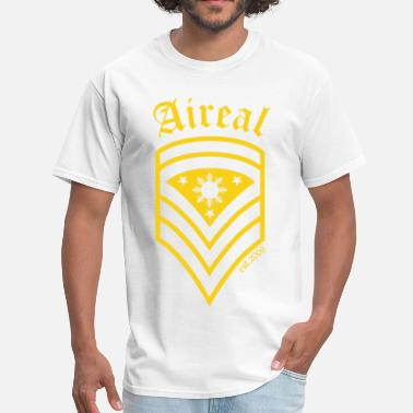 AiReal Militant Filipino Sun - Men's T-Shirt