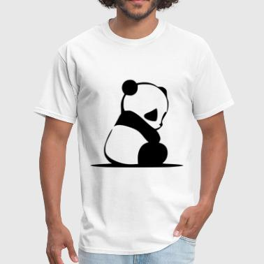 Panda Bear - Men's T-Shirt