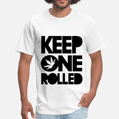 Taylor Gang keep_one_rolled - Men's T-Shirt