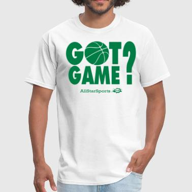 GOT GAME - Men's T-Shirt