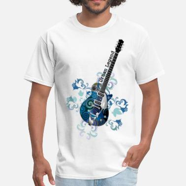 c1ec970888f Urban legend Grunge Guitar Large Gif Transparent B - Men  39 s T-. Men s T- Shirt. Urban legend Grunge Guitar Large Gif Transparent B