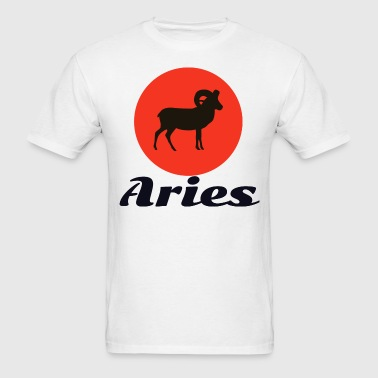 Aries the ram - Men's T-Shirt