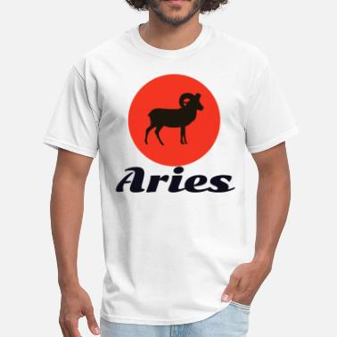 Aries The Ram Aries the ram - Men's T-Shirt