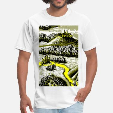 Landscape Architecture Landscape - Men's T-Shirt