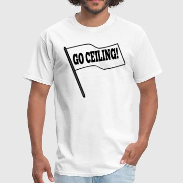 Go Ceiling! Ceiling Fan Costume - Men's T-Shirt