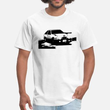 Ae86 ae86 tofu - Men's T-Shirt