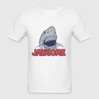 Jawsome - Men's T-Shirt