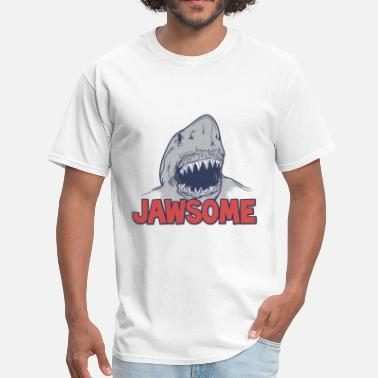Jawsome Jawsome - Men's T-Shirt