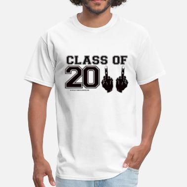 Class Of 2011 class of 2011 FU black and silver - Men's T-Shirt