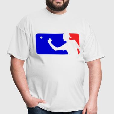 Major League Beer Pong Logo - Men's T-Shirt