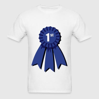 Blue Ribbon  - Men's T-Shirt