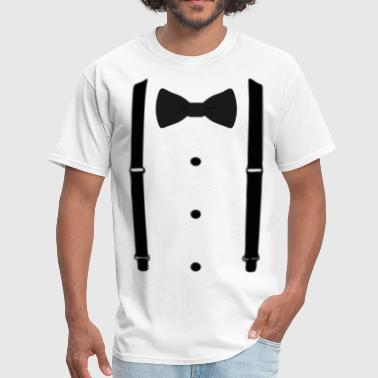 bow tie (3) - Men's T-Shirt
