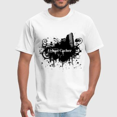 Urban Cacher - Men's T-Shirt