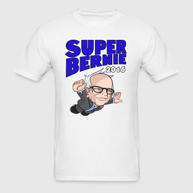 Super Bernie Sanders 2016 - Men's T-Shirt