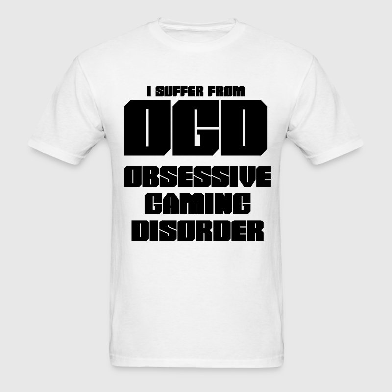OGD - Obsessive Gaming - Men's T-Shirt