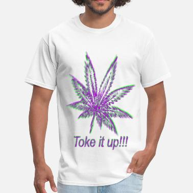 Tokes Toke It Up - Men's T-Shirt
