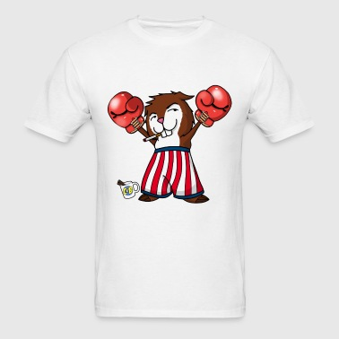 Sam the Guinea Pig - Men's T-Shirt