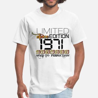 1971 Limited Edition LIMITED EDITION 1971 - Men's T-Shirt