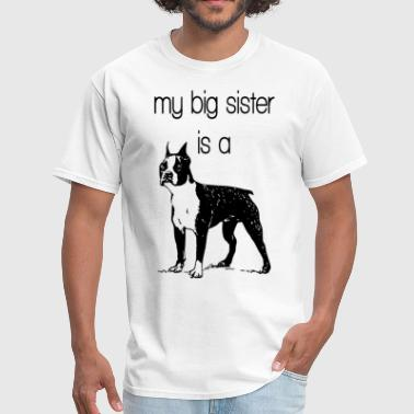 Boston Terrier Baby Clothes Dog Baby Clothes Dog a - Men's T-Shirt