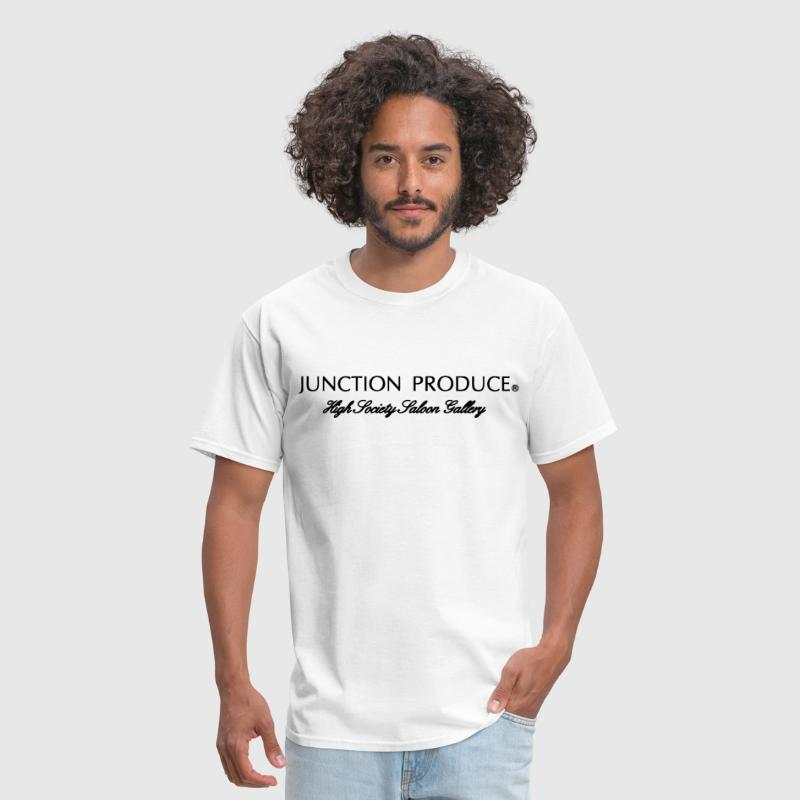 Junction Produce Logo VIP CAR High Society Saloon - Men's T-Shirt