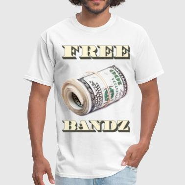 Free Bandz - Men's T-Shirt