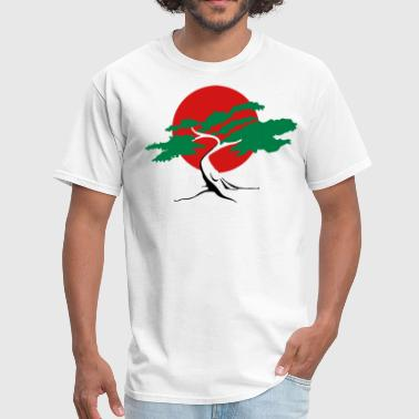 bonsai three - Men's T-Shirt