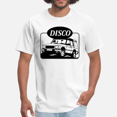 Land Rover Serie Land Rover Discovery illustration - Men's T-Shirt