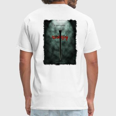 Blood Of Jesus Sin - It has a price - Men's T-Shirt