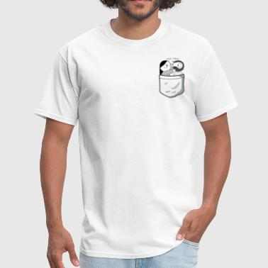 Love Pocket Catana and John - Men's T-Shirt