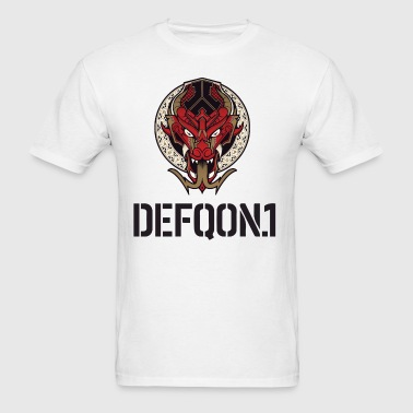 Defqon.1 Dragonbloon 2016 - Men's T-Shirt