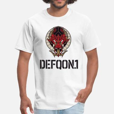 Defqon 1 Defqon.1 Dragonbloon 2016 - Men's T-Shirt