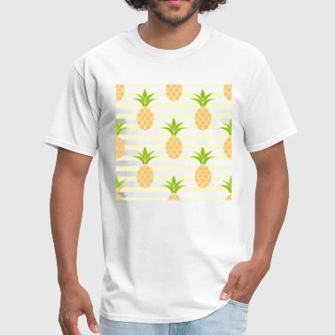 Breast Pineapple pineapple - Men's T-Shirt
