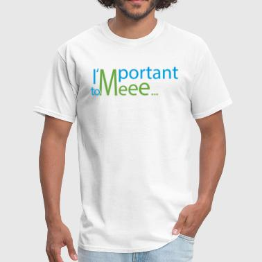 important - Men's T-Shirt