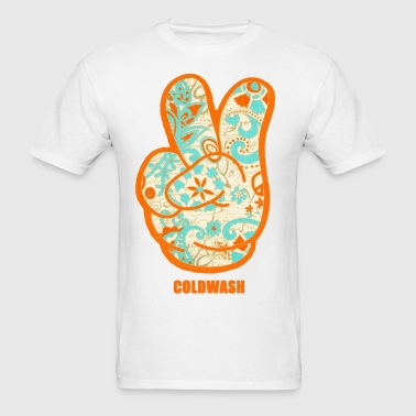 PEACE GLOVE - Men's T-Shirt