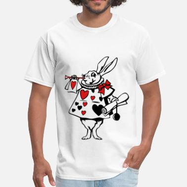The White Rabbit White Rabbit  - Men's T-Shirt