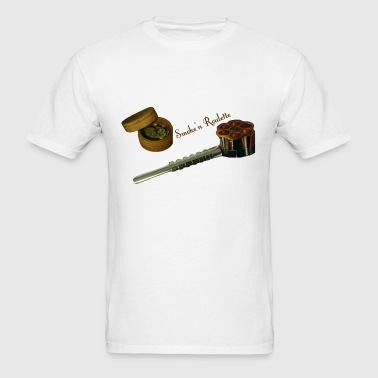 Smoke'n Roulette - Men's T-Shirt