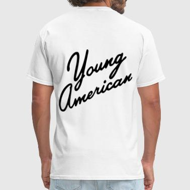 Young American - Men's T-Shirt