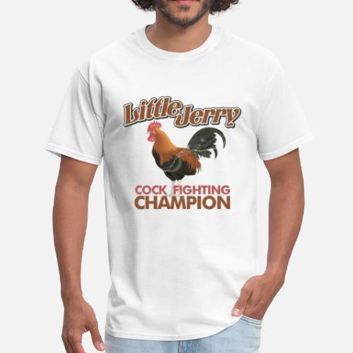 6b570f6f5 Little Jerry Champion Men's T-Shirt   Spreadshirt