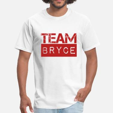 Bryce Team Bryce White T-Shirt - Men's T-Shirt