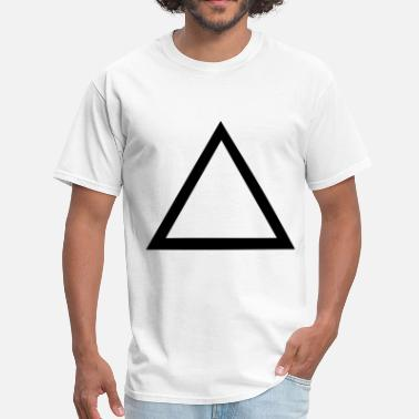 Triangle Sign Triangle - Men's T-Shirt