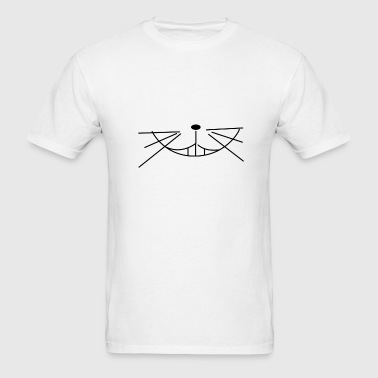 Scary smile - Men's T-Shirt